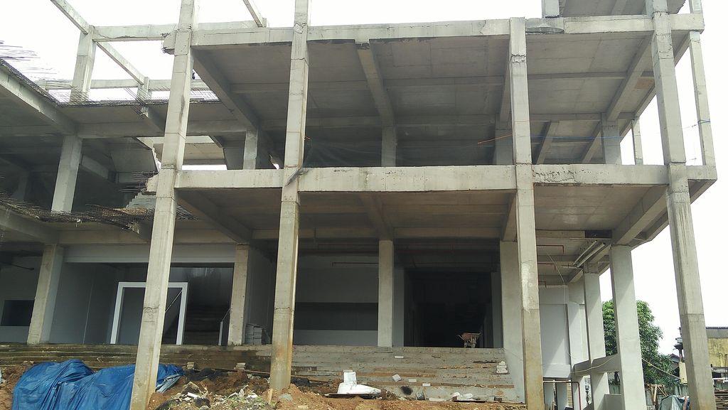 Kadispora Bandung: Proyek GOR Bandung Bukan Mangkrak, Mau Masuk Tahap 2