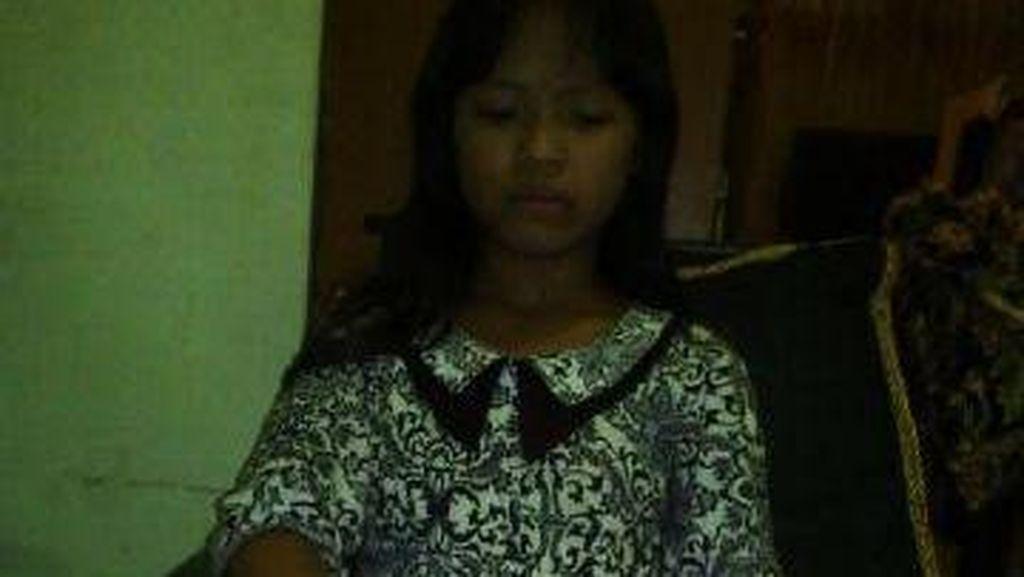 Bocah Perempuan yang Ditemukan Warga di Bogor Dibawa Polisi Ke Jakarta