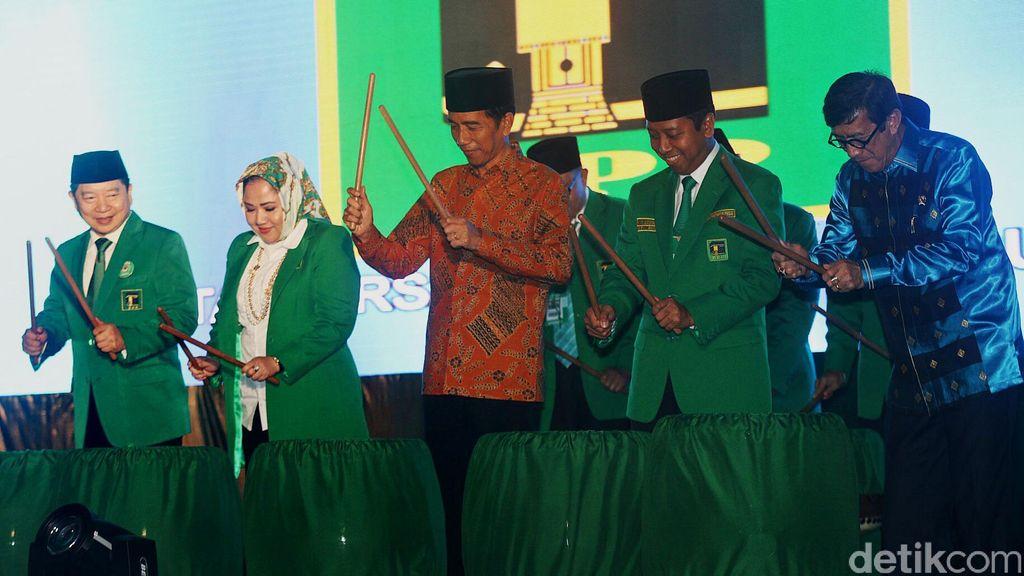 Golkar Akan Usung Jokowi, PPP: Kami Kawal Jokowi-JK Sampai Pemilu 2019