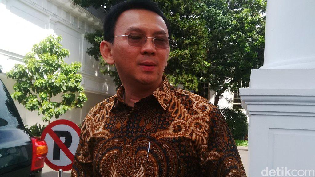 Ahok Lapor ke Jokowi Soal Kesiapan DKI Jakarta Hadapi Asian Games 2018