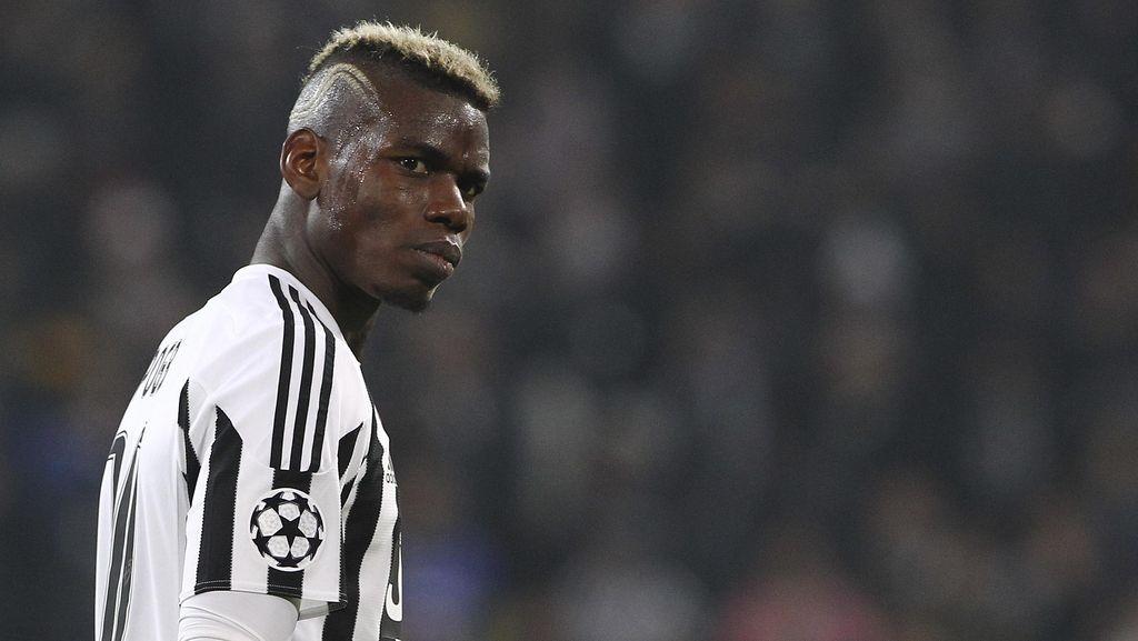 Pogba Tak Masalah Jika Akhirnya Bertahan di Juventus