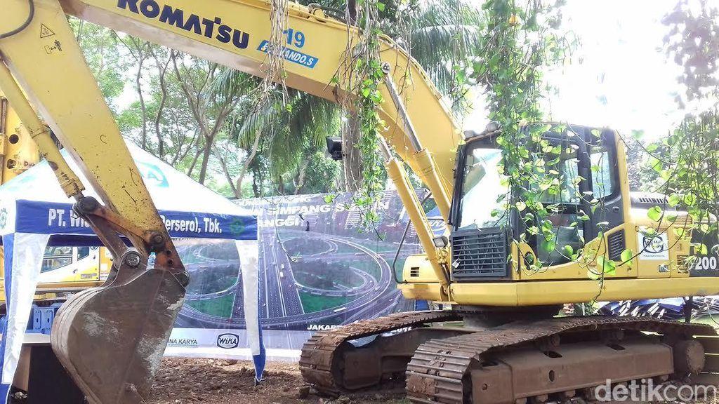 Pemprov Jabar Siagakan 96 Unit Alat Berat di Jalur Mudik