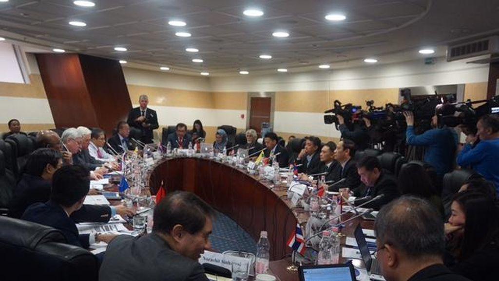 Pertemuan Ahli ASEAN-Rusia Bahas Isu Bebas Nuklir hingga Illegal Fishing