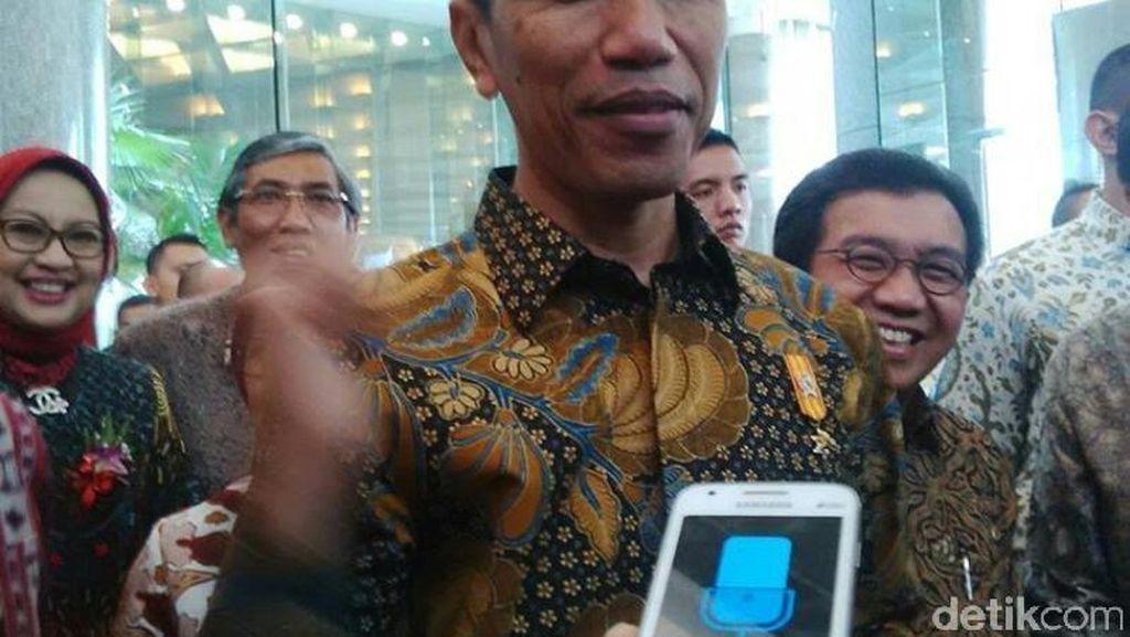 Jokowi Ubah PP, Penyaluran Dana Desa Kini Melalui Rekening Kas Desa