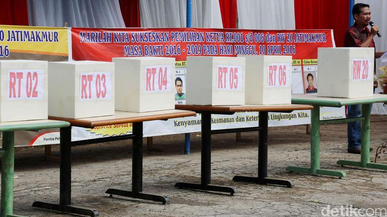 Di Pemilu 2019, Parpol yang Tak Ajukan Capres Bisa Kena Sanksi