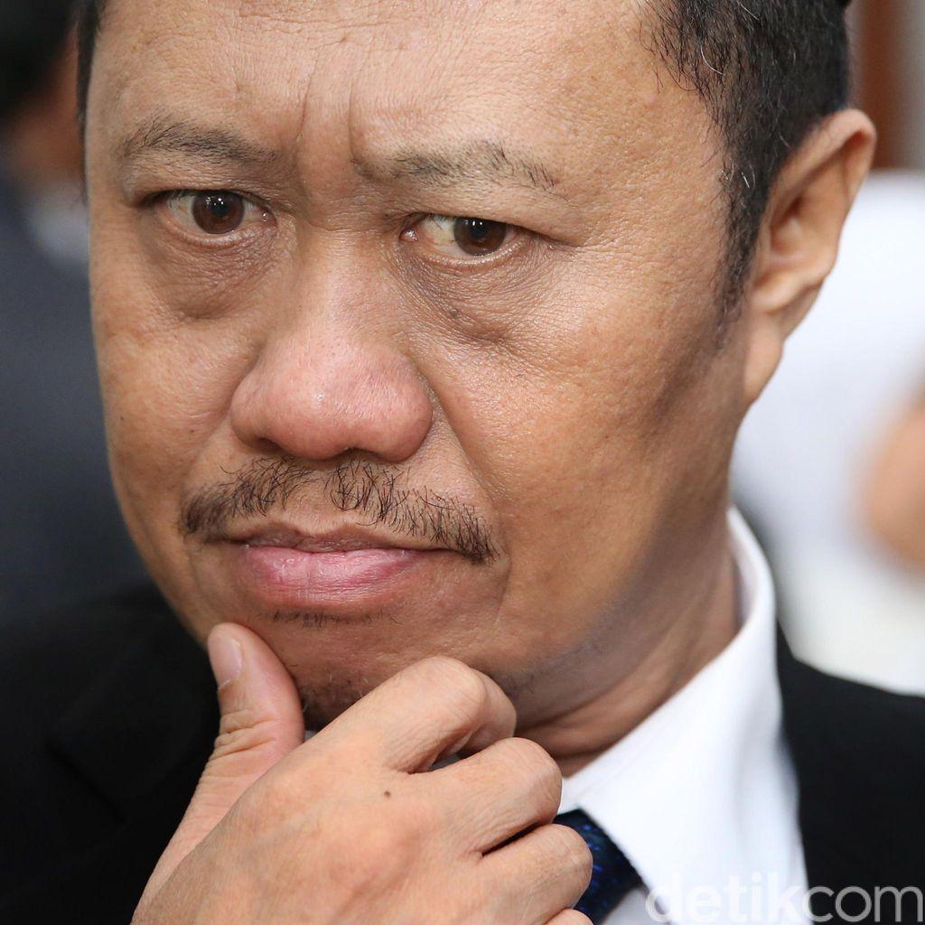 Banyak Pejabat Pengadilan Tertangkap, Ketua KY Sambangi KPK