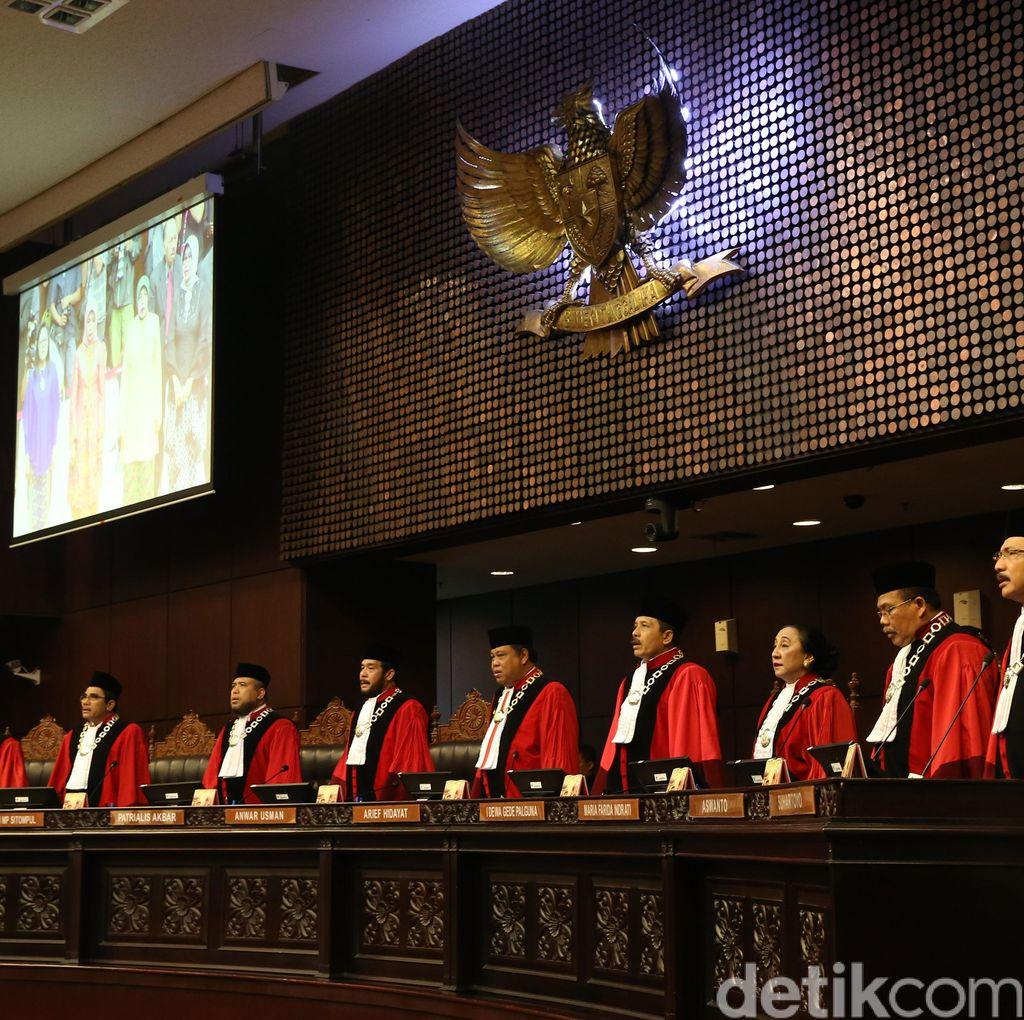 Masa Jabatan Hakim Konstitusi Digagas 10 Tahun, Tapi Tak Dipilih Kembali