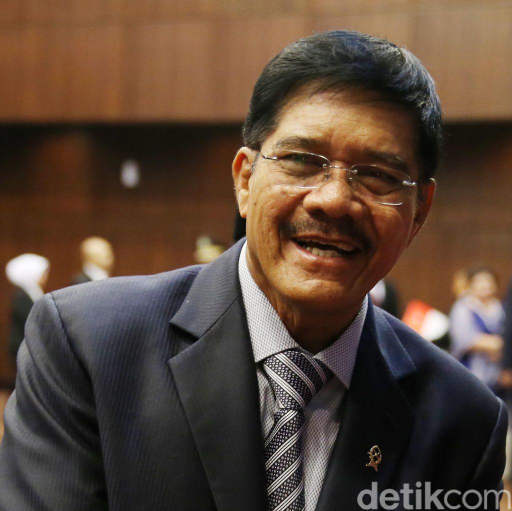 Ketua MA Heran Santoso Tertangkap KPK: Pencegahan Kami Sudah Luar Biasa