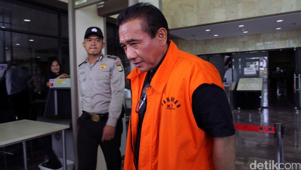 Terpidana Korupsi Menyuap Pejabat MA: Siapa sih yang Ingin Masuk Penjara?