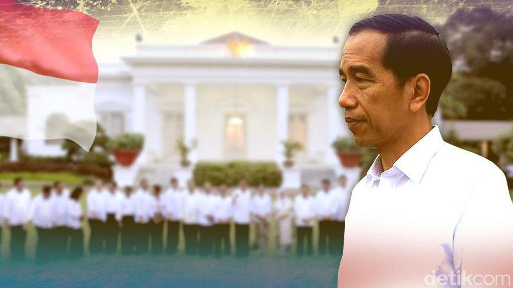 Jika Reshuffle Kabinet Jokowi Tak Berdasarkan Kinerja, Jadi Tak Ada Makna