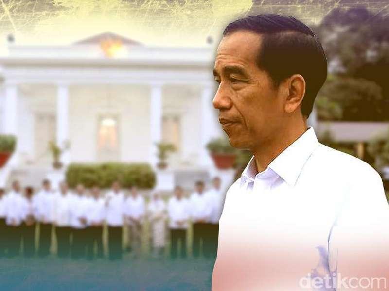 Reshuffle Jadi Ujung Penantian PAN-Golkar Masuk Kabinet