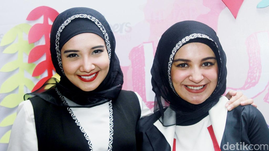 The Sisters, Zaskia dan Shireen Sungkar