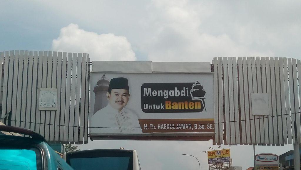 Selain Putra Sulung, Adik Tiri Atut Juga Berniat Maju Pilgub Banten