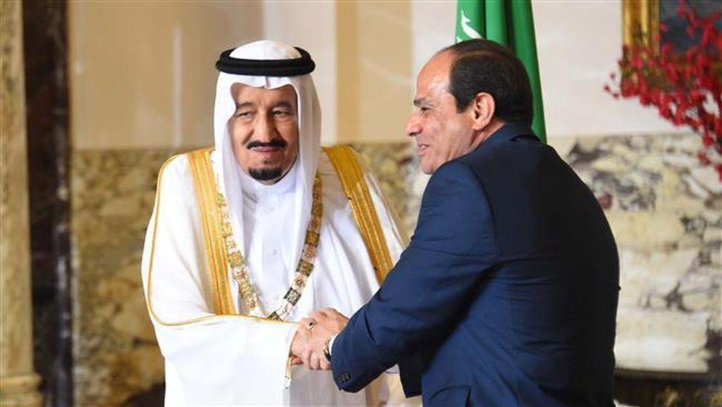 Presiden Sisi Serahkan 2 Pulau ke Arab Saudi, Publik Mesir Geram