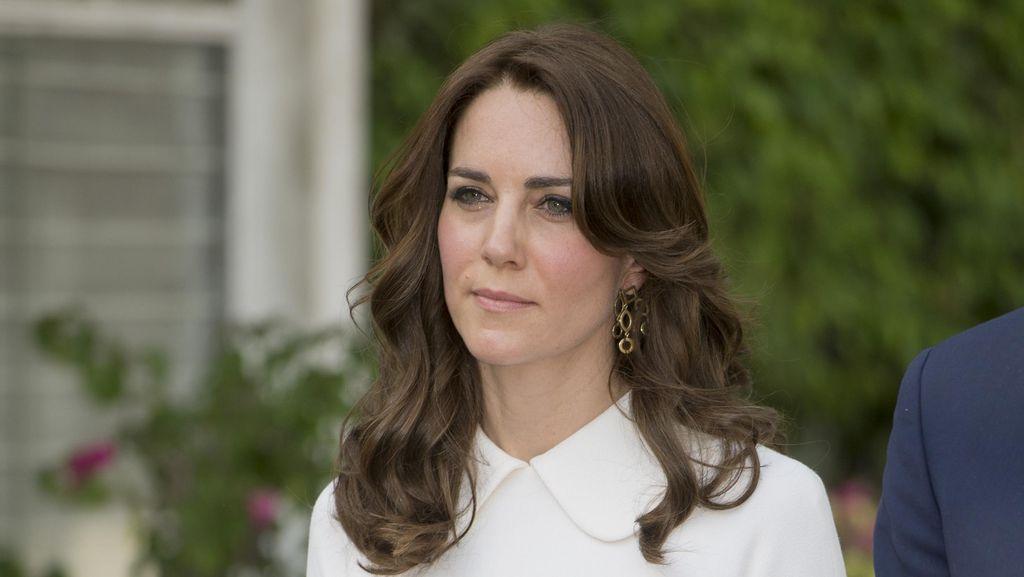 Rahasia Kate Middleton Cepat Turun Berat Badan Pasca Melahirkan