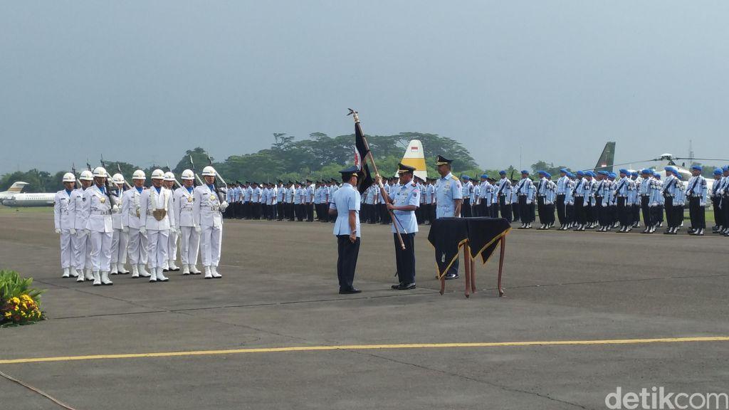 Kolonel Pnb Sri Mulyo Handoko Jabat Danlanud Halim Gantikan Marsma Umar Sugeng