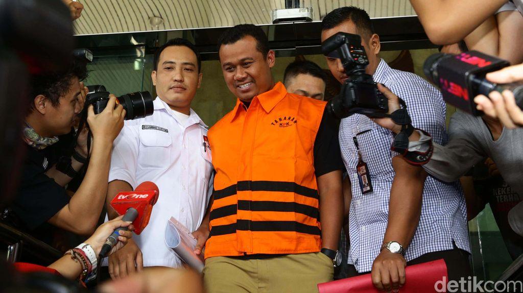 Bupati Ojang dan Jaksa Kejati Jabar Jalani Pemeriksaan Perdana