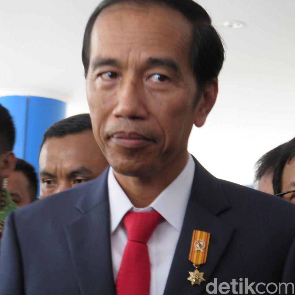 Jokowi: Buruh Indonesia Harus Kompetitif dan Sejahtera