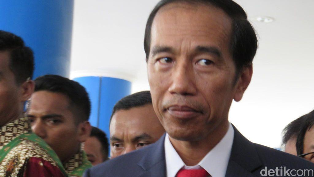 Presiden Jokowi Hadiri Peringatan Isra Miraj di Pesantren Magelang