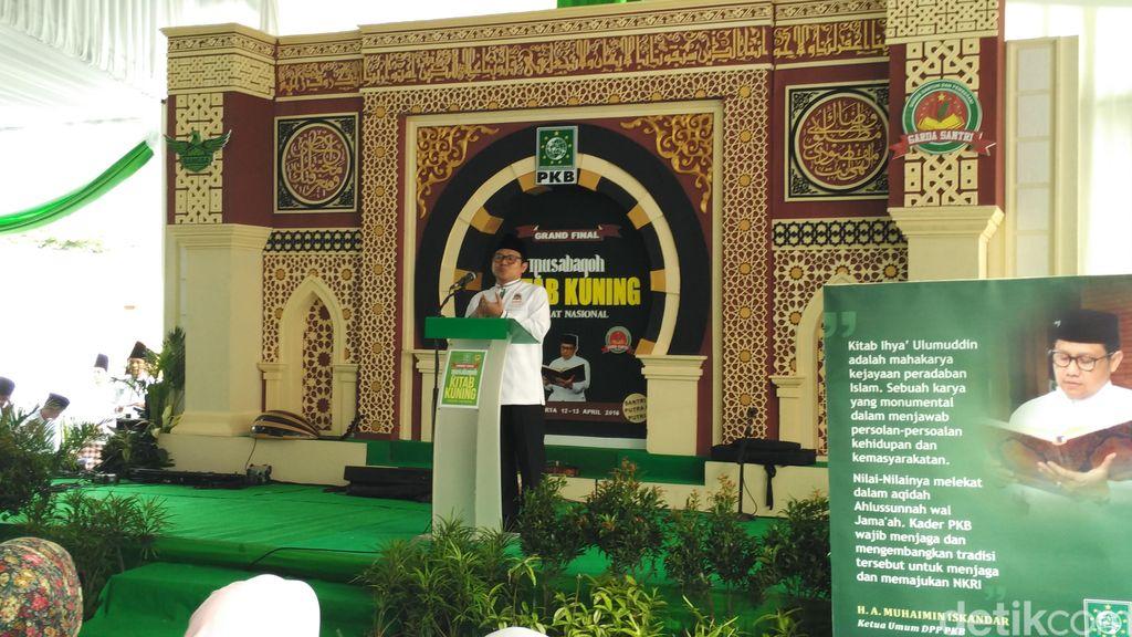 DPP PKB Gelar Musabaqoh Kitab Kuning Sebagai Bentuk Kultur dan Tradisi