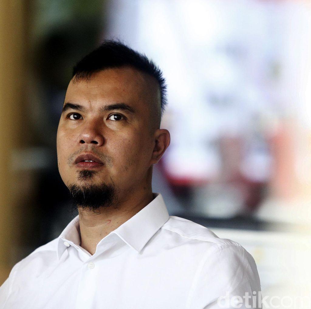 Ahmad Dhani: Prabowo Subianto Pasti Usung Sjafrie Sjamsoeddin Jadi Cagub DKI