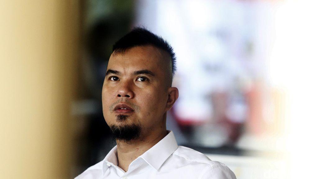 Ingin Jadi Cawagub DKI, Ahmad Dhani Berkomunikasi ke Prabowo Subianto