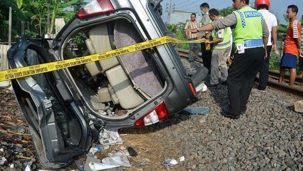 Pasca Kecelakaan Tewaskan Empat Orang Keluarga Dokter, Perlintasan Kereta akan Dijaga 24 Jam