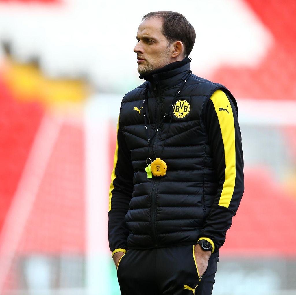 Dortmund Berencana Isolasi Lini Serang Madrid