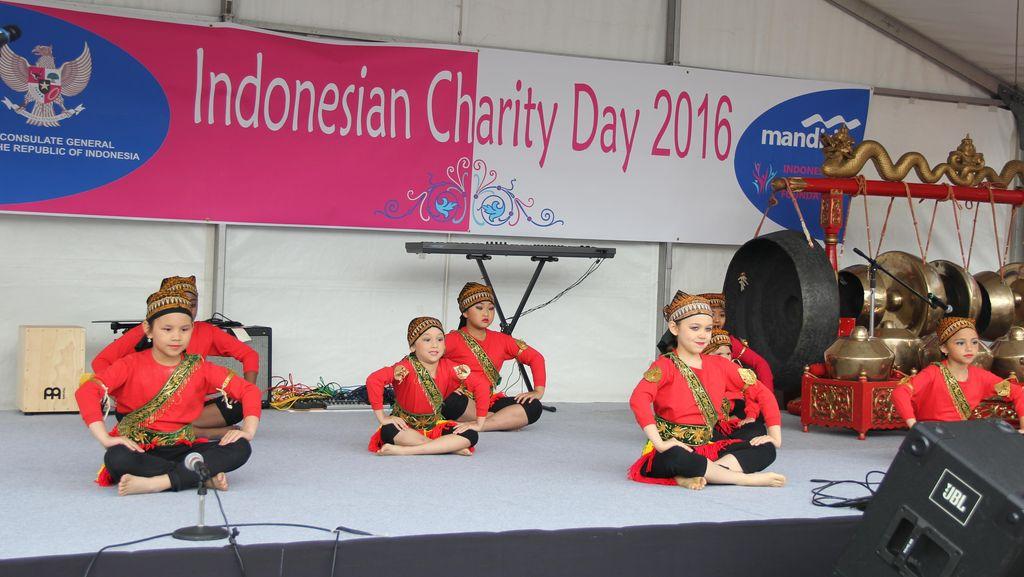 Diaspora Indonesia di Texas Galang Dana untuk Masyarakat Indonesia