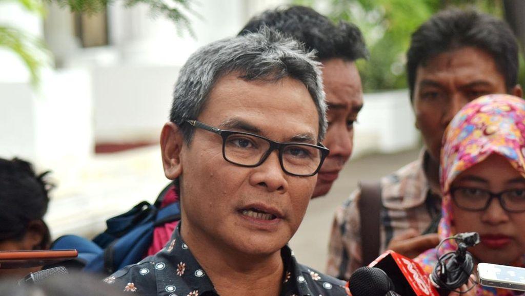 Johan Budi: Reshuffle Bukan untuk Kepentingan Partai