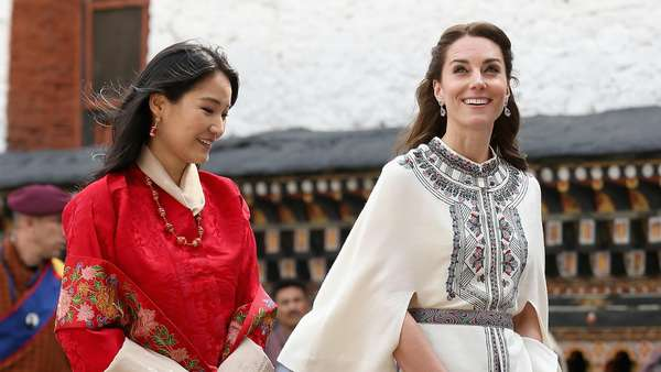 Baju Kate Middleton ini Bisa Jadi Inspirasi Anda untuk Acara Pernikahan