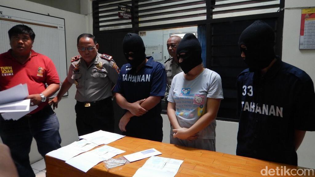 Polisi Semarang Bekuk 3 Orang sedang Pesta Sabu, Salah Satunya Bumil