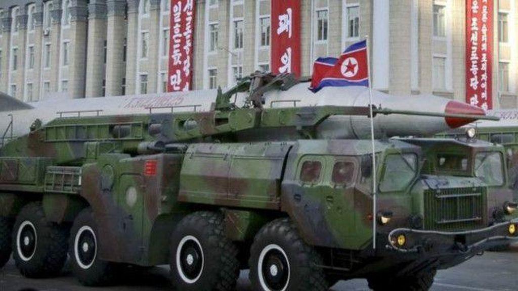 Jepang Siagakan Pasukan Hadapi Kemungkinan Peluncuran Rudal Korut