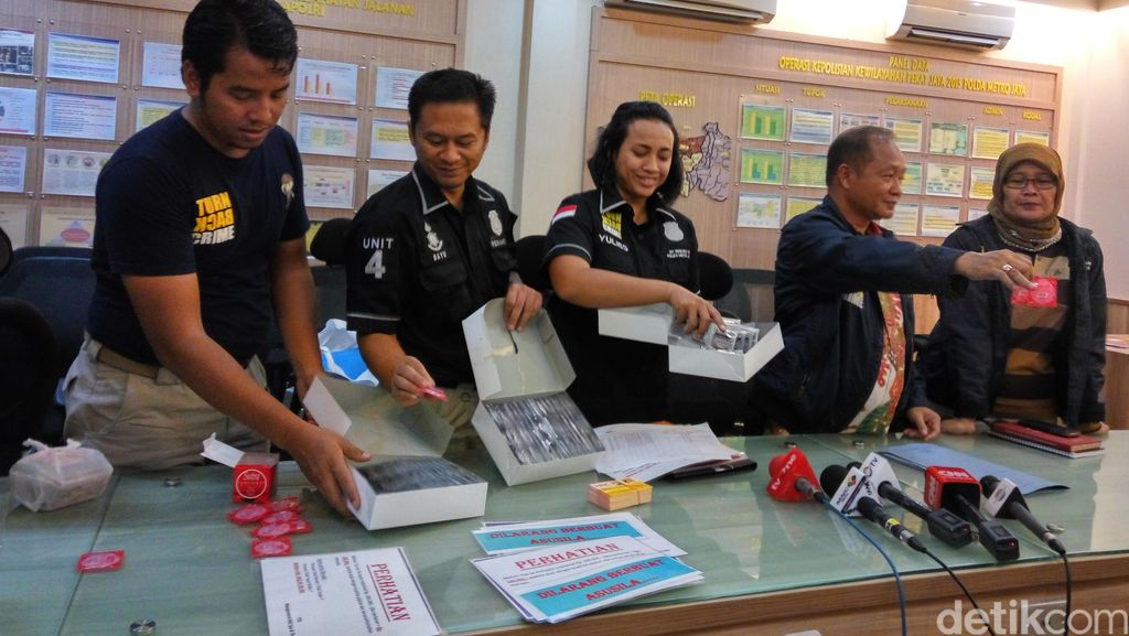 Polisi Amankan Pemilik dan Terapis Praktik Gigolo Berkedok Pijat Plus