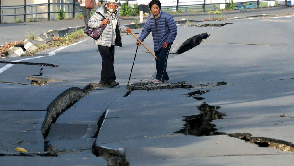 Kemenlu: Ada 200-an WNI di Kumamoto, Sudah Mengungsi di Tempat Aman