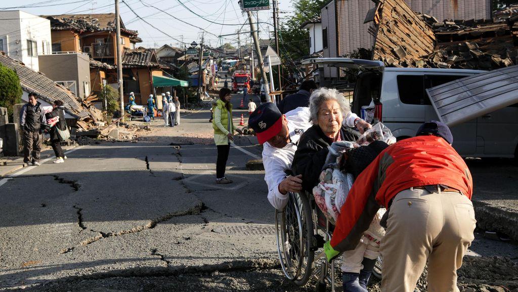 Korban Tewas Gempa Jepang Bertambah, Total Jadi 41 Jiwa