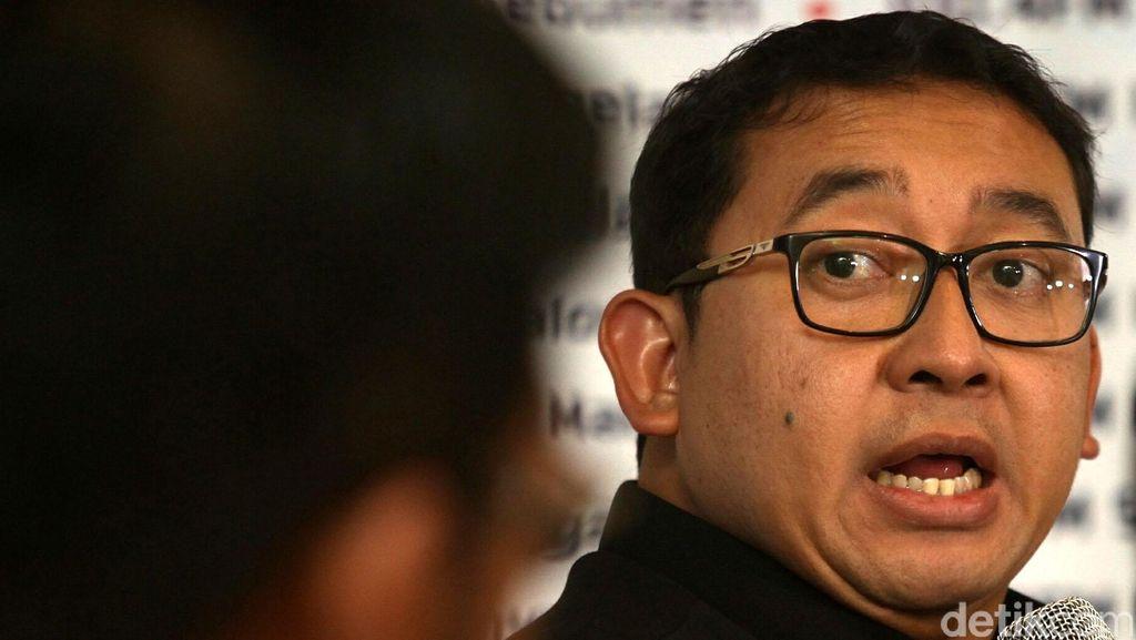Dugaan Kunker Fiktif Wakil Rakyat, Fadli Zon: Hanya Masalah Administrasi