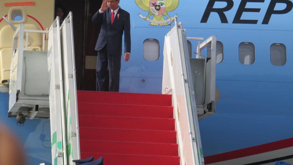 Survei SMRC: 59% Rakyat Puas Kinerja Jokowi