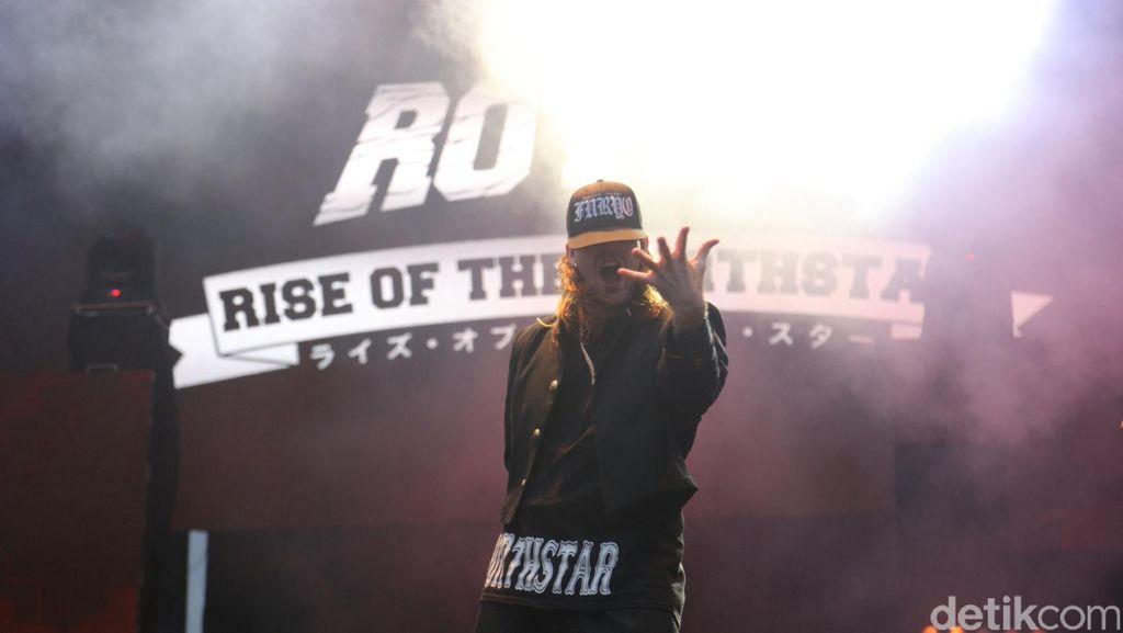 ROTN Panaskan Panggung Hammersonic 2016