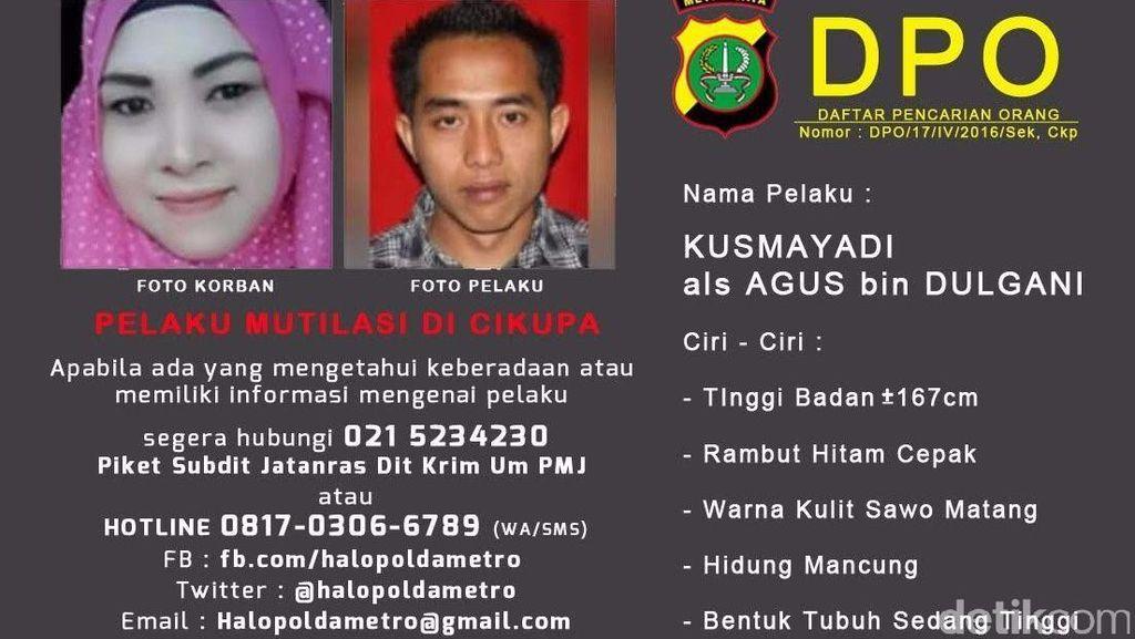 Nur Atikah dan Pelaku Pernah Bekerja di Rumah Makan yang Sama di Tangerang