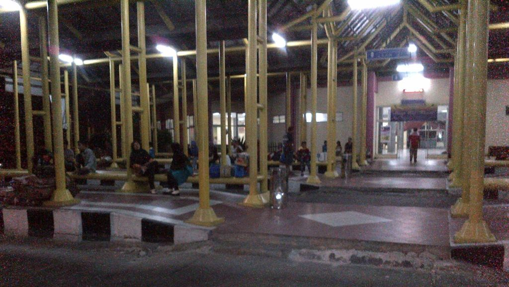 Terminal AKAP di Pekanbaru Sepi, Perlu Penertiban Terminal Liar