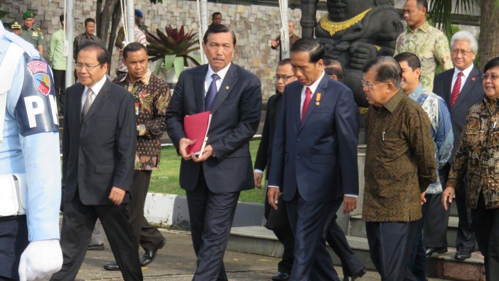 Presiden Perintahkan Menko Polhukam Upayakan Pembebasan 14 WNI di Filipina