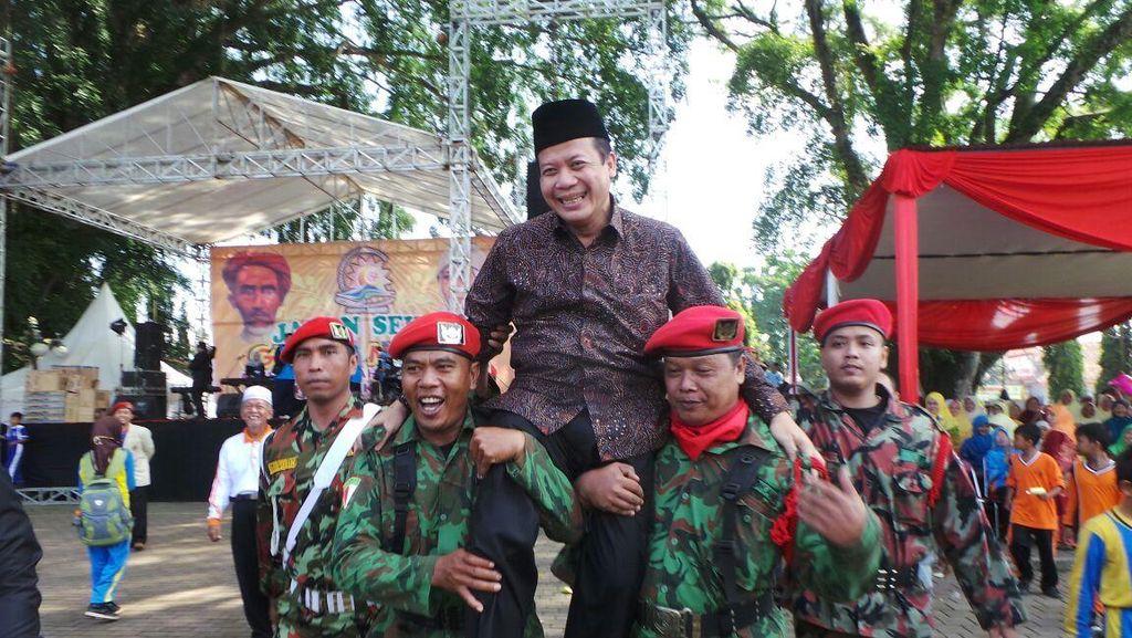 Wakil Ketua DPR Taufik Kurniawan Ajak Pemuda Muhammadiyah Perangi Narkoba