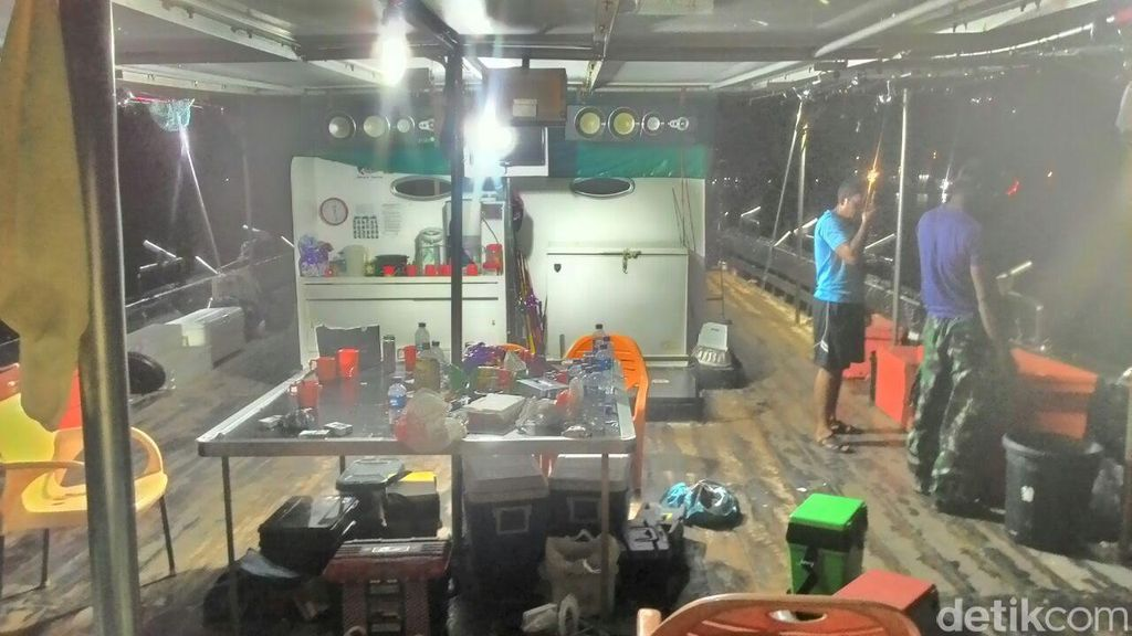 TNI AL: 13 WNA Pemancing Ikan Tak Berizin di Kepri akan Dideportasi