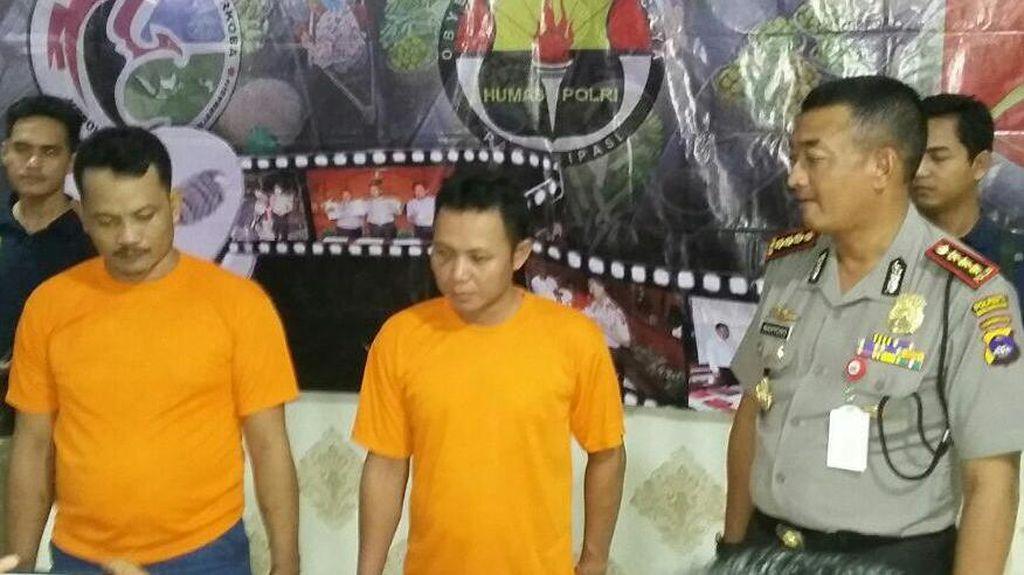 2 Tukang Tipu ini Gentayangan di Kalsel dan Jatim, Berbekal Jimat Raup Rp 1 M