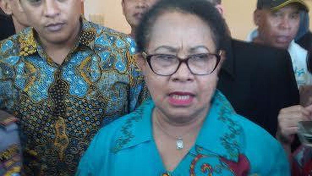 Menteri Yohana Didorong Agar Pelaku Pemerkosa Anak Bisa Dihukum Mati