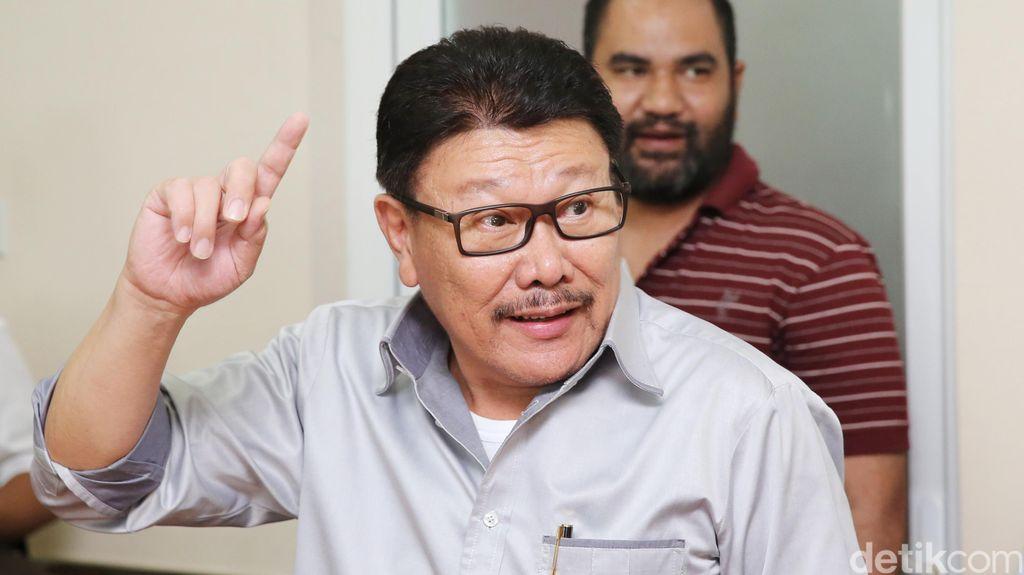 NasDem DKI Usulkan Pemecatan Anggota DPRD Inggard Joshua, Ada Apa?