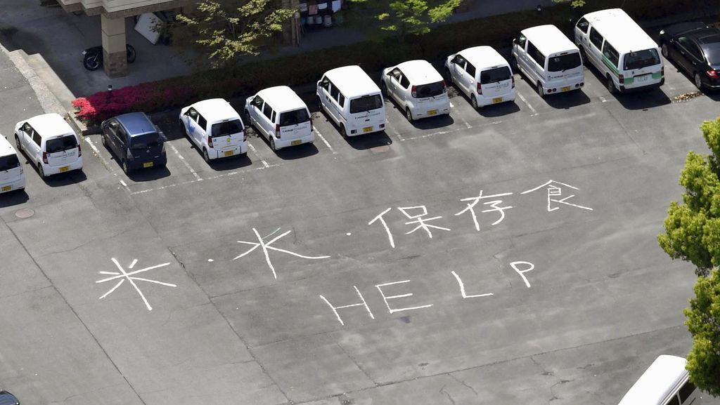 Tangani Dampak Gempa Kumamoto, KBRI Evakuasi 19 Mahasiswa WNI ke Fukuoka