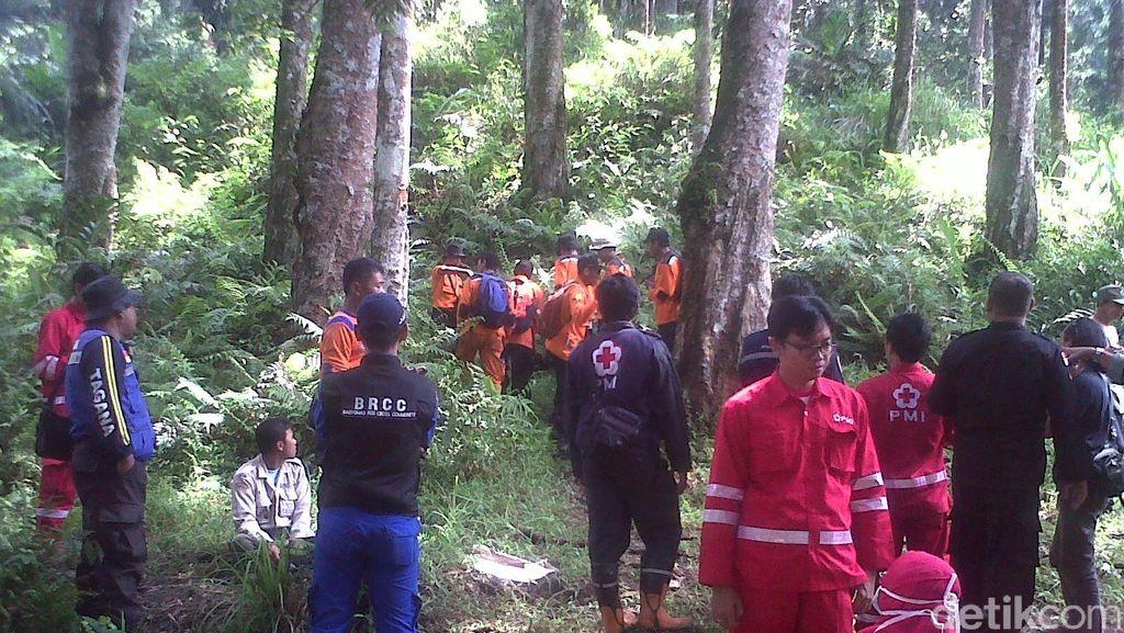 Keluarga Menyusul ke Baturraden, ini Cerita Mereka soal Pendakian Irfan