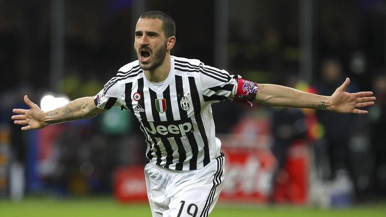 Bonucci Ingin Tetap Bersama Juventus